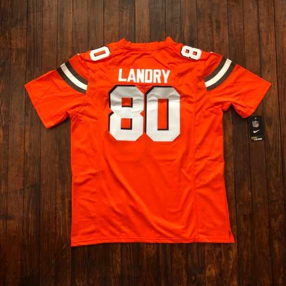 new style f3189 dc2da Jarvis Landry Cleveland Browns Jersey NWT